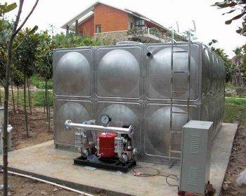 不锈钢水箱KYWT-007