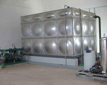 不锈钢水箱KYWT-009