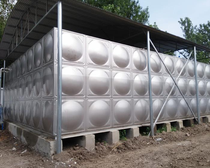 不锈钢水箱压力测试