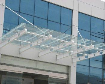 钢结构雨棚YP-007