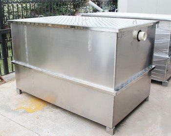 不锈钢隔油器GYQ-004
