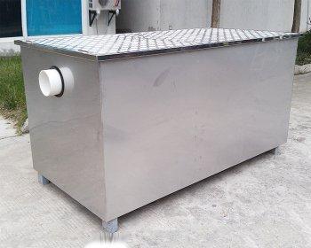 不锈钢隔油器GYQ-006