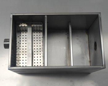 不锈钢隔油器GYQ-008