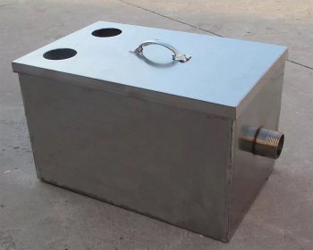不锈钢隔油器GYQ-009