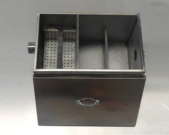 不锈钢隔油器GYQ-010