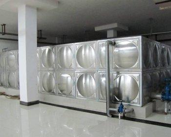 济南不锈钢水箱厂家