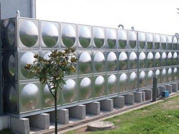 山东不锈钢水箱定制