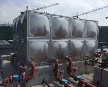 济南不锈钢水箱定制